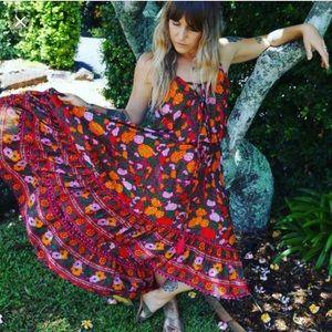 La Rosa Senorita Gown
